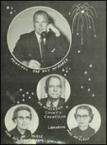 1959 Baird High School Yearbook Page 88 & 89