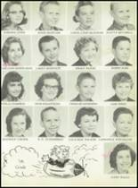 1959 Baird High School Yearbook Page 92 & 93