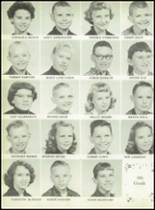 1959 Baird High School Yearbook Page 94 & 95