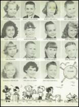 1959 Baird High School Yearbook Page 100 & 101