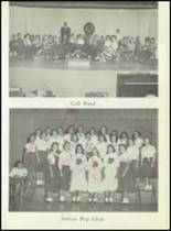 1959 Baird High School Yearbook Page 106 & 107