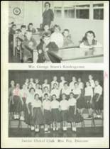 1959 Baird High School Yearbook Page 108 & 109