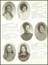 1971 Fanning Trade High School Yearbook Page 16 & 17