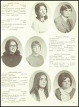 1971 Fanning Trade High School Yearbook Page 18 & 19