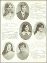 1971 Fanning Trade High School Yearbook Page 22 & 23