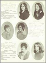 1971 Fanning Trade High School Yearbook Page 24 & 25