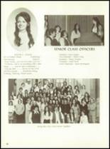 1971 Fanning Trade High School Yearbook Page 26 & 27