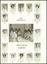 1971 Fanning Trade High School Yearbook Page 34 & 35