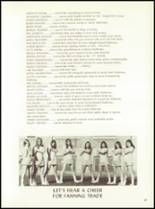 1971 Fanning Trade High School Yearbook Page 40 & 41