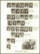 1971 Fanning Trade High School Yearbook Page 42 & 43