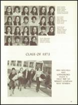 1971 Fanning Trade High School Yearbook Page 44 & 45