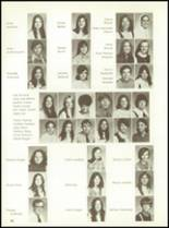 1971 Fanning Trade High School Yearbook Page 46 & 47