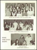 1971 Fanning Trade High School Yearbook Page 48 & 49