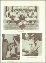 1971 Fanning Trade High School Yearbook Page 50 & 51