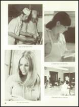 1971 Fanning Trade High School Yearbook Page 56 & 57