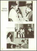 1971 Fanning Trade High School Yearbook Page 58 & 59