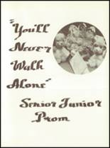 1971 Fanning Trade High School Yearbook Page 60 & 61