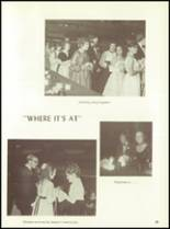 1971 Fanning Trade High School Yearbook Page 62 & 63
