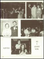 1971 Fanning Trade High School Yearbook Page 68 & 69