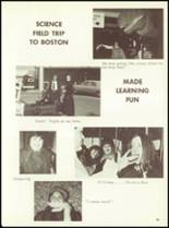 1971 Fanning Trade High School Yearbook Page 82 & 83