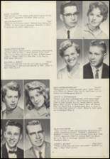1961 Arlington High School Yearbook Page 16 & 17