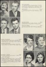 1961 Arlington High School Yearbook Page 22 & 23