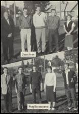 1961 Arlington High School Yearbook Page 38 & 39