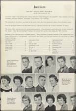 1961 Arlington High School Yearbook Page 40 & 41