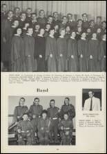 1961 Arlington High School Yearbook Page 50 & 51