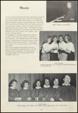 1961 Arlington High School Yearbook Page 52 & 53