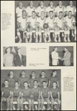 1961 Arlington High School Yearbook Page 56 & 57