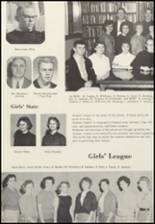 1961 Arlington High School Yearbook Page 58 & 59