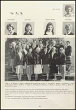 1961 Arlington High School Yearbook Page 68 & 69