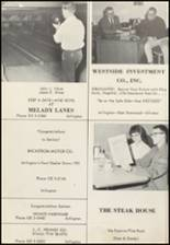 1961 Arlington High School Yearbook Page 76 & 77