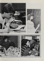 1986 Griffith Institute High School Yearbook Page 18 & 19