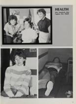 1986 Griffith Institute High School Yearbook Page 20 & 21