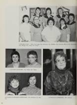 1986 Griffith Institute High School Yearbook Page 34 & 35