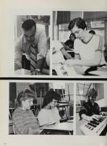 1986 Griffith Institute High School Yearbook Page 36 & 37