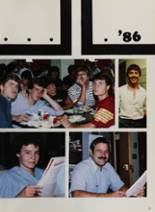 1986 Griffith Institute High School Yearbook Page 38 & 39