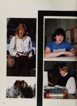 1986 Griffith Institute High School Yearbook Page 42 & 43