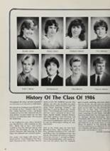1986 Griffith Institute High School Yearbook Page 54 & 55