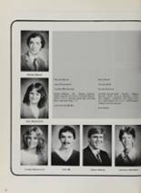 1986 Griffith Institute High School Yearbook Page 56 & 57