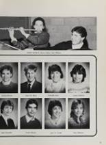 1986 Griffith Institute High School Yearbook Page 58 & 59