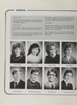 1986 Griffith Institute High School Yearbook Page 76 & 77