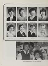 1986 Griffith Institute High School Yearbook Page 80 & 81