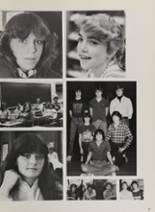 1986 Griffith Institute High School Yearbook Page 86 & 87