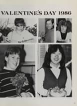 1986 Griffith Institute High School Yearbook Page 94 & 95