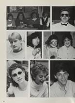 1986 Griffith Institute High School Yearbook Page 100 & 101