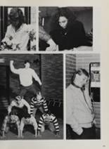 1986 Griffith Institute High School Yearbook Page 108 & 109