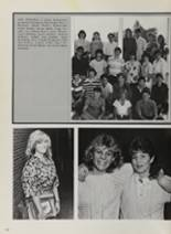 1986 Griffith Institute High School Yearbook Page 124 & 125